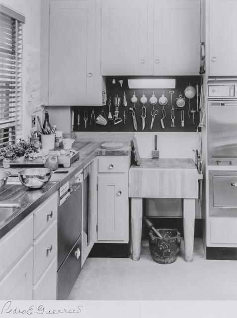 , 'Julia Child's Kitchen,' 1962, Edward Cella Art and Architecture