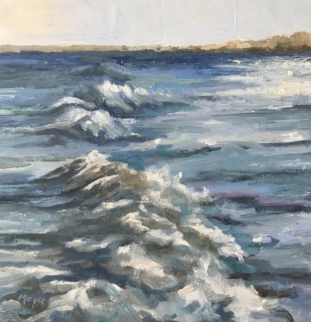 , 'Making Waves VI,' 2018, Meyer Vogl Gallery