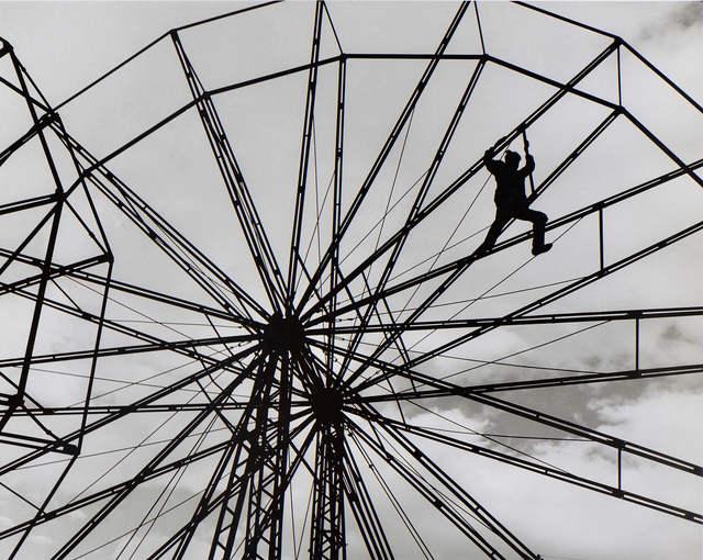 Rodrigo Moya, 'La rueda de la fortuna', 1961, Patricia Conde Galería