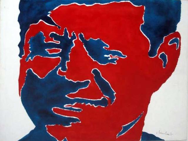 , 'John Fitzgerald Kennedy,' 1964, Robilant + Voena