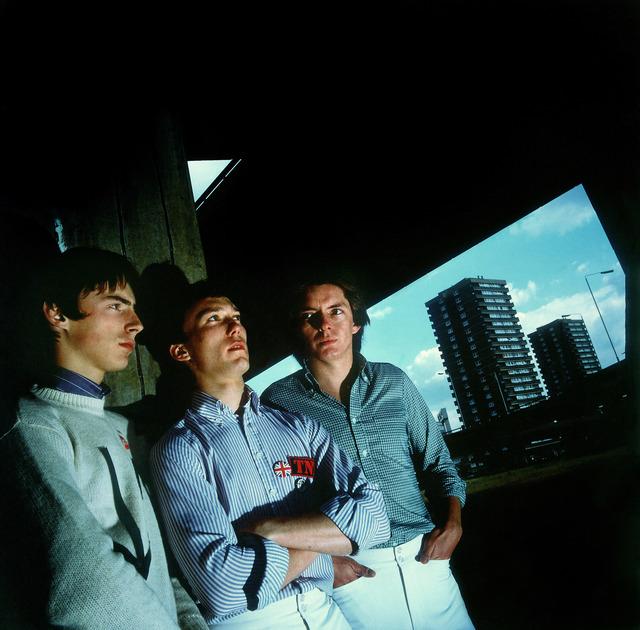 , 'The Jam, Modern World, London (Colour),' , ElliottHalls