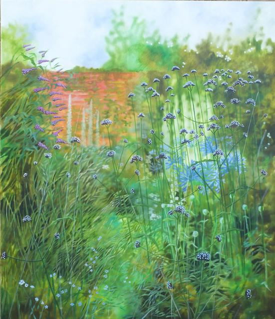, 'Wiltshire Summer Garden III,' 2018, Hybrid Gallery