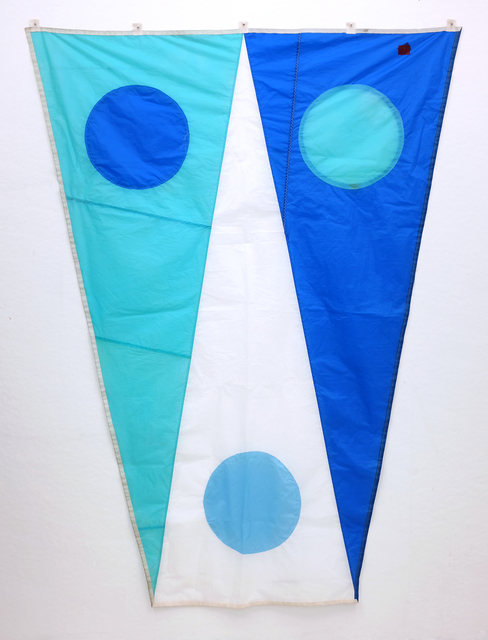 , 'Ghost Flag,' 2017, Pierogi