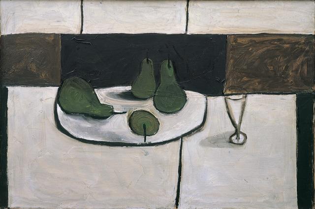 William Scott, 'Still life', 1956, Waterhouse & Dodd