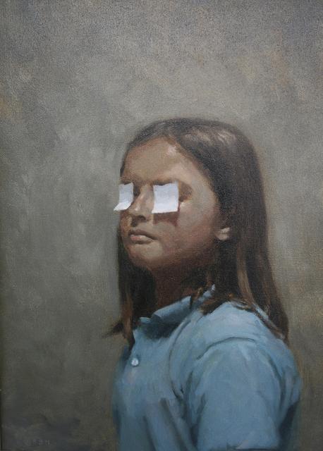 , 'Niña con ojos cubiertos,' , Galeria Contrast