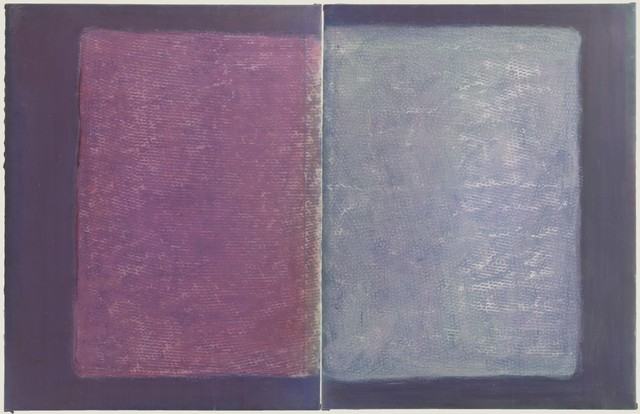 , 'Untitled (two panels),' 1990-1999, Resource Art