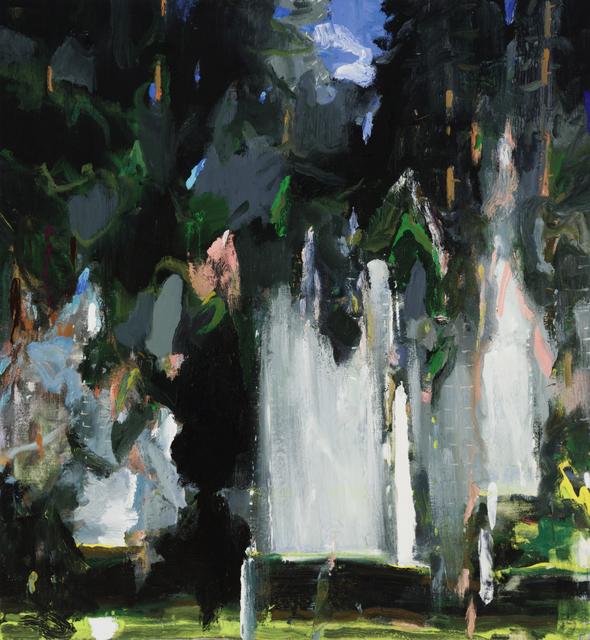 , 'Barrett,' 2017, DC Moore Gallery
