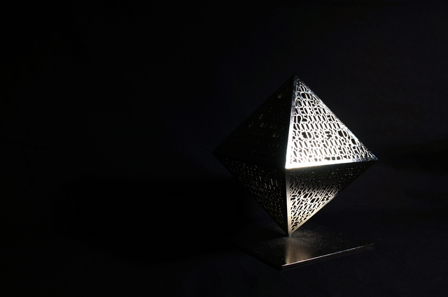 , 'octahedron,' 2016, Kate Oh Gallery