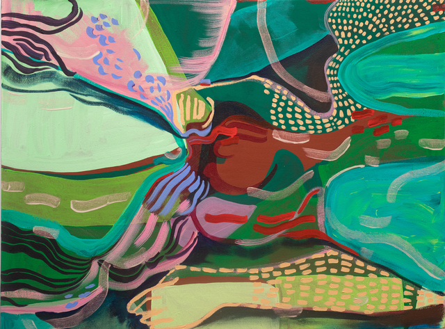 Wylie Sofia Garcia, 'The Bee's Knees', 2018, Soapbox Arts