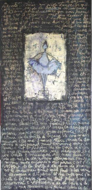 Hélène Bondurand Lallemand, 'The music box dancer', 2017, LouiSimone Guirandou Gallery