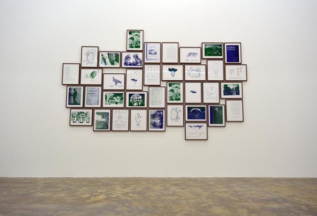 , 'Risographes,' 2016, Sfeir-Semler