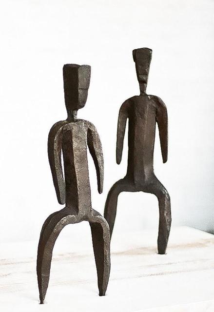 , 'Aratjara I + II,' 1993, Galerie Nikolaus Ruzicska