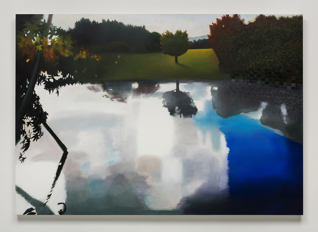 , 'Falling Dusk,' 2016, Craig Krull Gallery