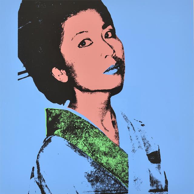 Andy Warhol, 'Kimiko', 1981, Masterworks Fine Art