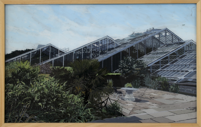 , 'Elsewhere (Kew) ,' 2018, 99 Loop Gallery