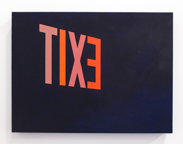, 'EXIT Study,' 2015, Andrew Kreps