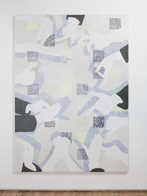 , 'Gestrural not gestural,' 2013, CHÂTEAU SHATTO