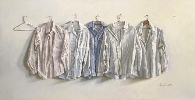 , 'Pale Shirts,' , Eckert Fine Art