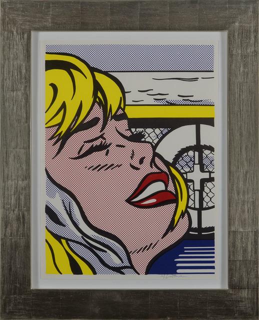 Roy Lichtenstein, 'Shipboard Girl (C.II.6)', 1965, Martin Lawrence Galleries