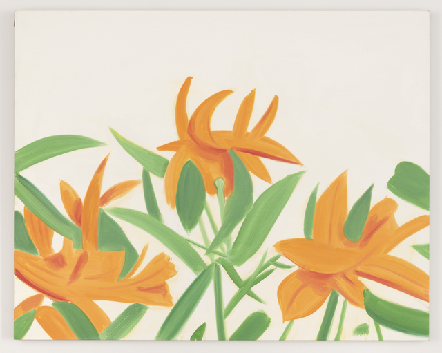 Alex Katz, 'Flowers', 2011, Richard Gray Gallery