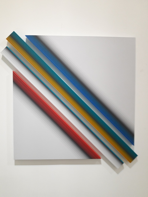 , 'Dinamique Chromatique,' 2017, Ranivilu Art Gallery