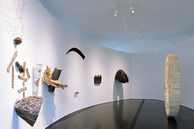 , 'Operation of the Sun through the Cult of the Hand,' 1987, Queens Museum