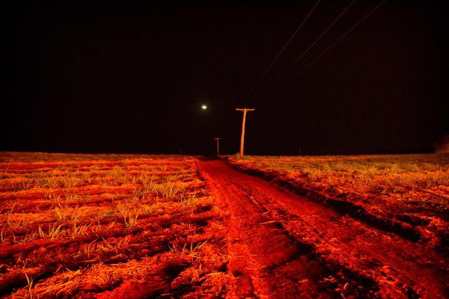 , 'Red Pole (Chega de saudade),' 2010, ILEX Gallery