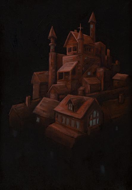 , 'Abandoned Dreams,' 2017, Helikon Gallery & Studios