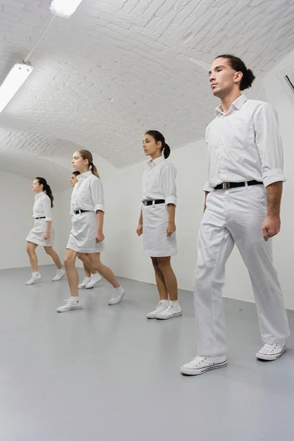 , 'The choir,' 2018, Vistamare/Vistamarestudio