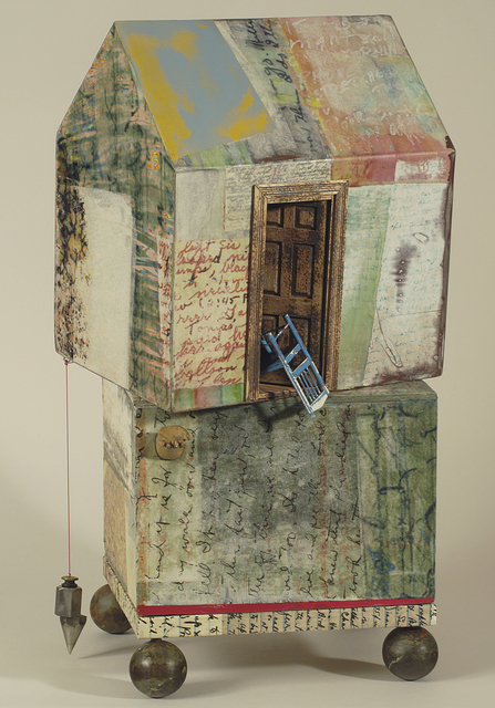 , 'A Slip in Time and Place,' 2008, Sue Greenwood Fine Art