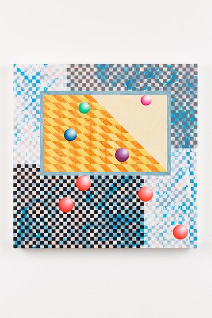 , 'Unconquered Sun,' 2018, David B. Smith Gallery