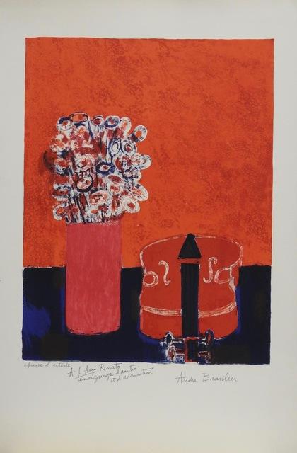 , 'Autour de la musique,' ca. 1959, Artioli Findlay