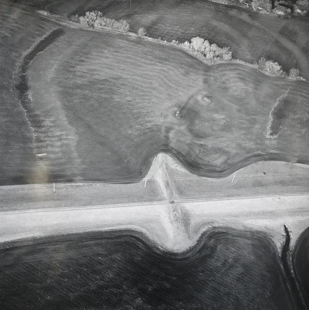 Terry Evans, 'Flooding Control Dike, Salina, Kansas', 1993, Yancey Richardson Gallery