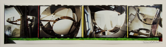 , 'Circus (Caribbean Orange),' 1978, Rhona Hoffman Gallery
