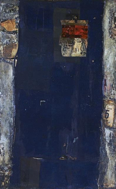 , 'Work 63-5B,' 1963, Anne Mosseri-Marlio Galerie