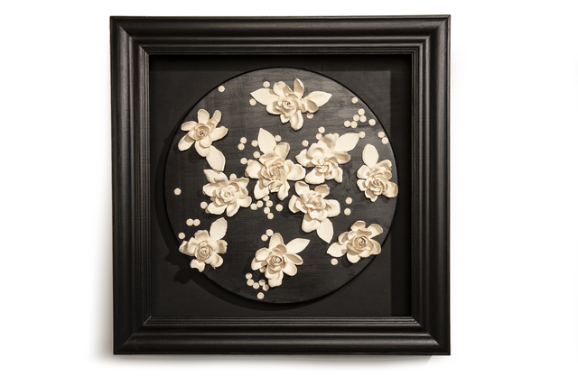, 'Gardenias,' 2018, LeMieux Galleries