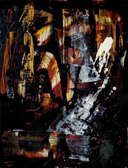 Daniel Martin Sullivan, 'Rust Belt Dreams', 2020, Painting, Oil and Enamel on Cradled Panel, The Art House