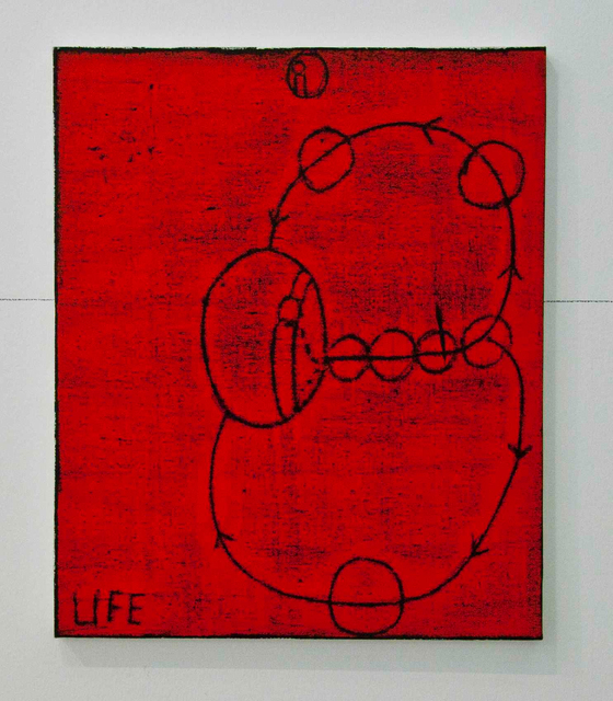 , 'Notating the cosmology,' 2012, Cristina Guerra Contemporary Art
