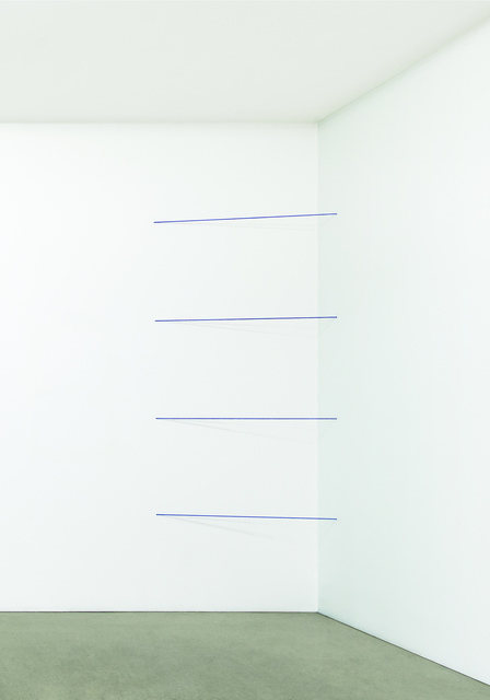 , 'Untitled (Sculptural Study, Four-part Cornered Construction),' 1970-2007, Gallery Hyundai