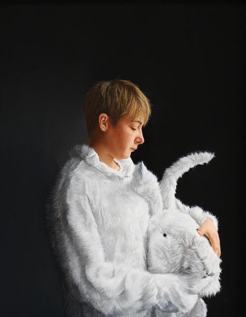 Charles Moxon, 'Girl in Bunny Costume II', 2015, Cynthia Corbett Gallery