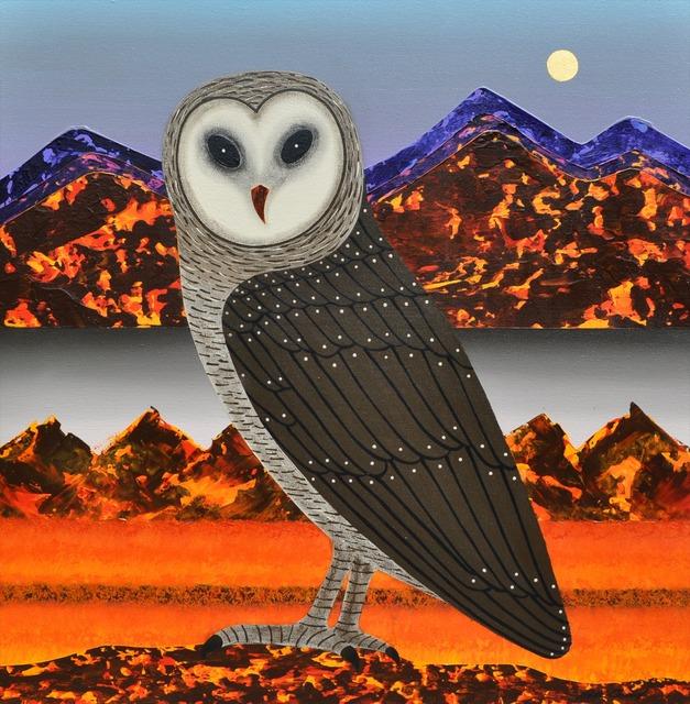 , 'Night Owl,' 2013-2014, Wentworth Galleries