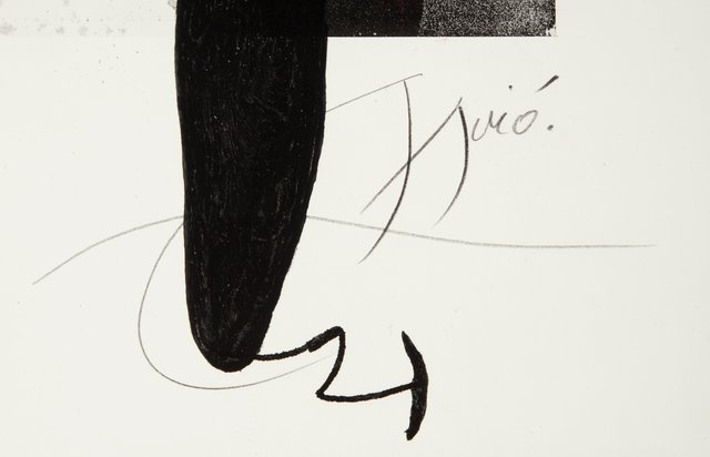 Joan Miró, 'Le Captive', 1969, Print, Etching and aquatint in colors with carborundum on wove paper, Heritage Auctions