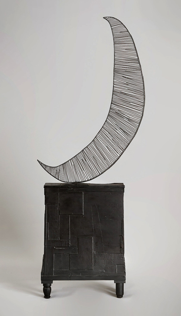 , 'New Moon over Town,' 2013, Watters Gallery