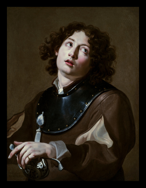 , 'A Young Soldier,' 1624, Robilant + Voena