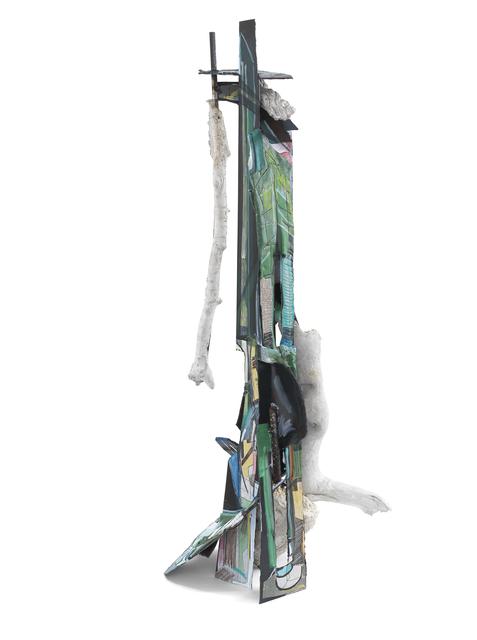 , 'Green Man,' 2016, Miles McEnery Gallery