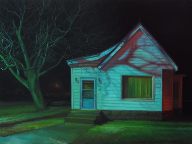 , 'Jade Road,' 2018, Andrea Schwartz Gallery