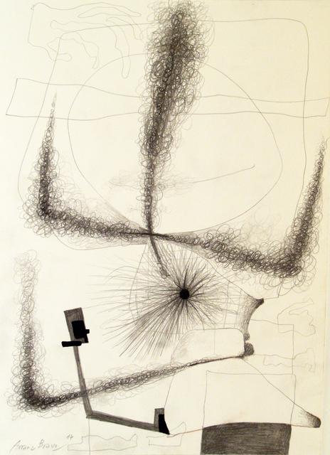 , 'El Dibuix 11,' 2014, Matthew Liu Fine Arts