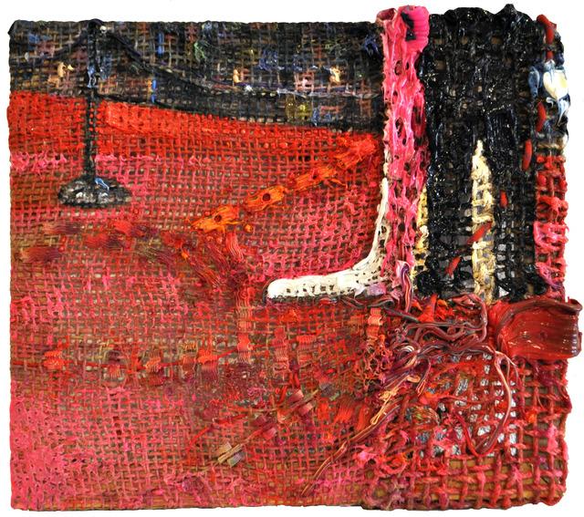 , 'Red Carpet,' 2013, Galería Joan Prats