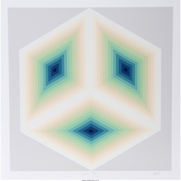 Jürgen Peters, 'Imaginary Triangle,' 1981, Heritage Auctions: Valentine's Day Prints & Multiples