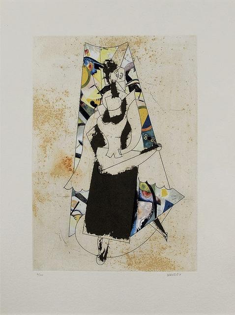 , 'El Cubismo como Pretexto,' 2004, michael lisi / contemporary art